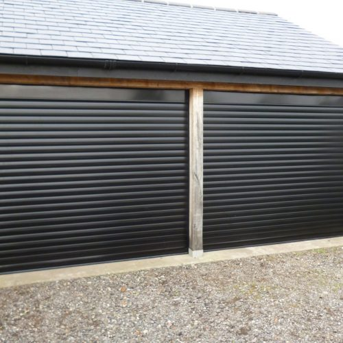 Europa Insulated Roller Shutters North Essex